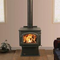 QuadraFire Millennium 2100, Woodburning, Freestanding ...
