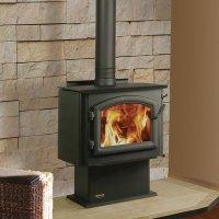 QuadraFire Millennium 4300, Woodburning, Freestanding ...