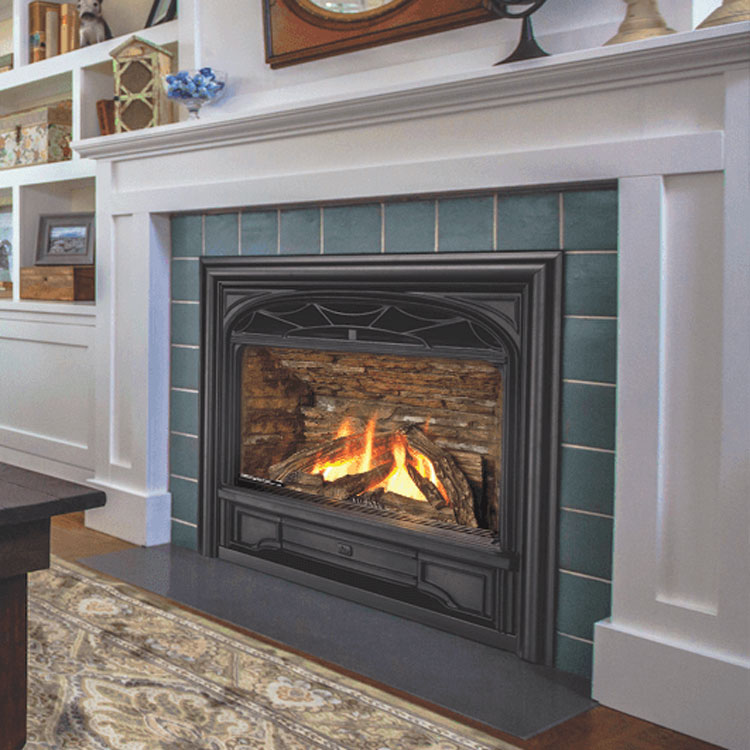 Valor Horizon With Traditional Cast Front Gas Zero