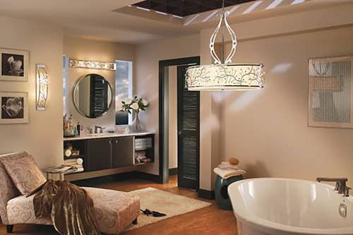 bathroom fixtures lighting showrooms