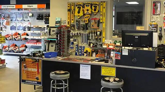 Ferguson Counters  Plumbing  HVAC Supply Stores  Ferguson