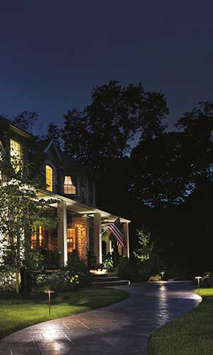 Landscape Lighting Buying Guide at FergusonShowroomscom
