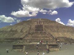 Pirámides México