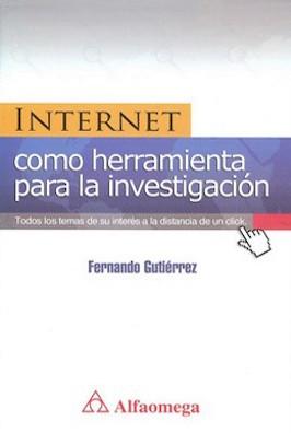 Internet como herramienta para la investigación