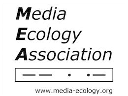 Media Ecology Association (logo)