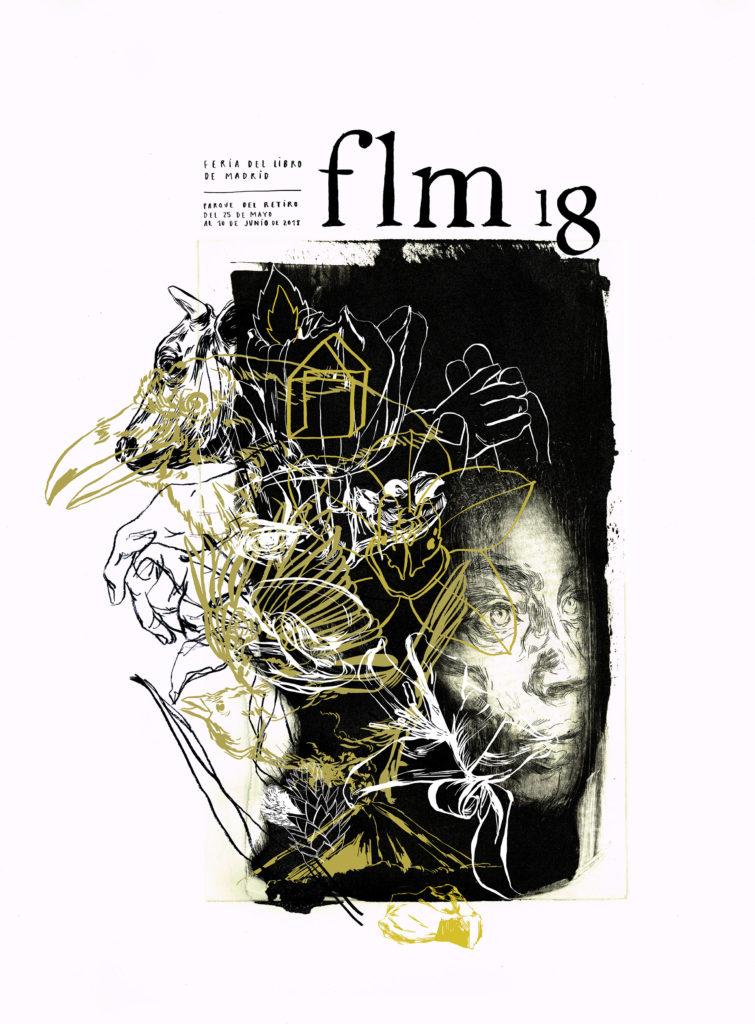 cartel flm18 de Paula Bonet