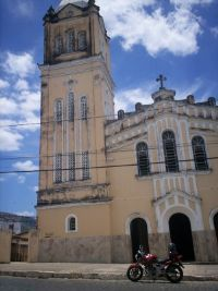 Igreja Matriz de Pindobaçu, Por Ronilson Carvalho