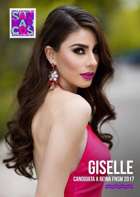 Giselle-candidata-fnsm-2017
