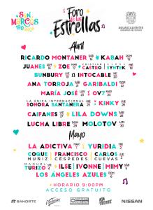 teatro del pueblo feria san marcos 2018