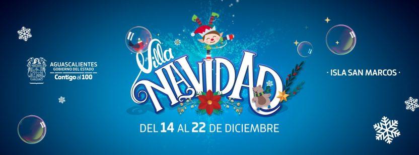 villa navidad 2019