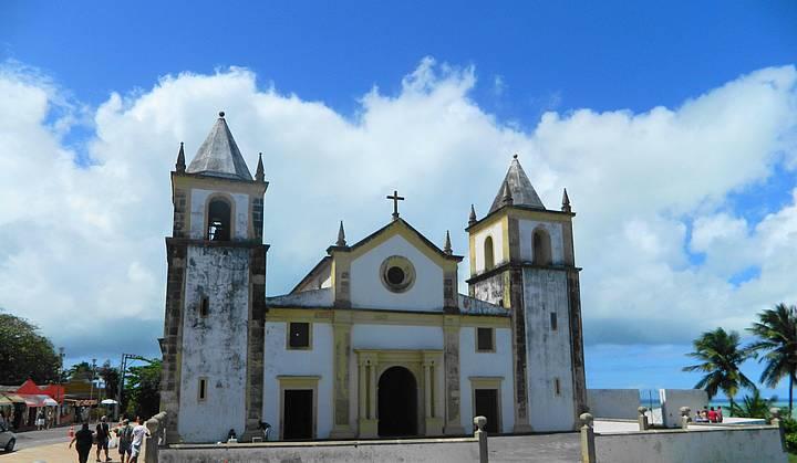 Catedral da S Recife e Olinda  Veja dicas no Frias Brasil