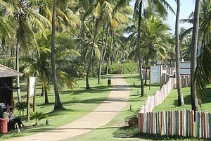 Na natureza: Resorts capricham na estrutura<br>