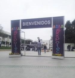 Portico Feria Valpo