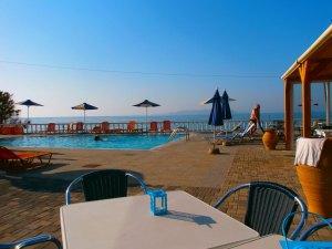 Pool Zorbas Island