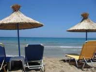 Sandstrand Kreta