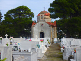 Kircher Heiliger apostels-Episkopi-griechenland