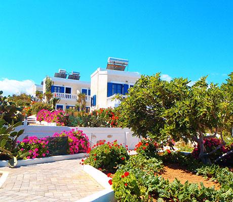 Unterkunft-Kreta-Apartments-Griechenland