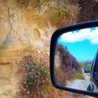 unterwegs im jeep auf kreta