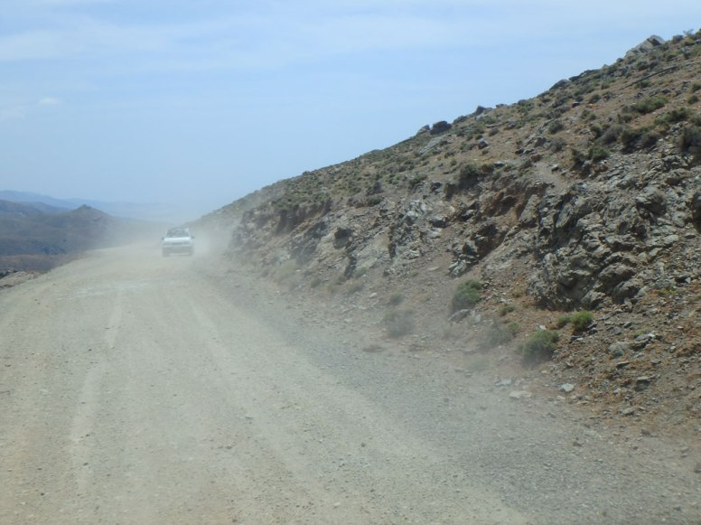 Jeep Safari in Kreta