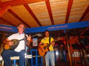 Griechische Live Musik