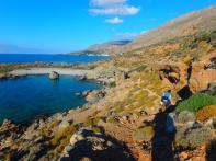 Wandern auf Kreta