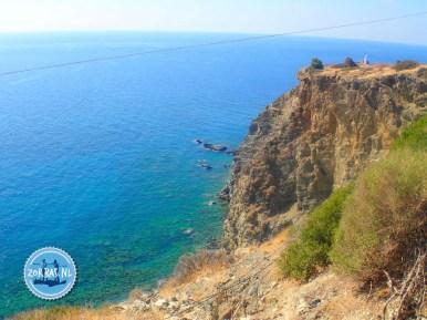 E4 Wanderweg auf Kreta