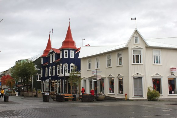 Architektur Akureyri