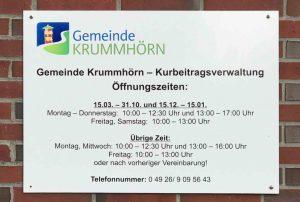 Gemeindeverwaltung Greetsiel