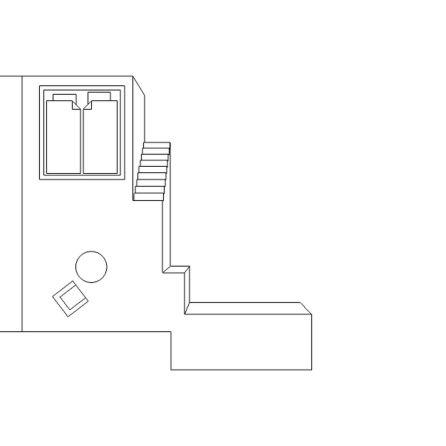 Grundriss App 1 - Galerie