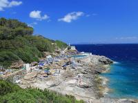 Toskana Ferienwohnung am Meer 6 Personen Rio Marina ...
