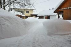 Der totale Wintereinbruch
