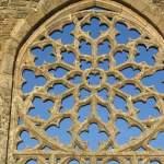 Ruine Languidou Fenster