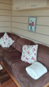 Häuschen am Rosenstrauch - Lounge Sofa