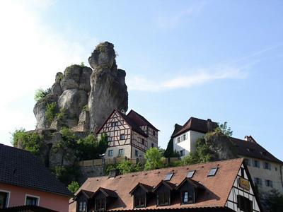 Ferienwohnung Ebermannstadt