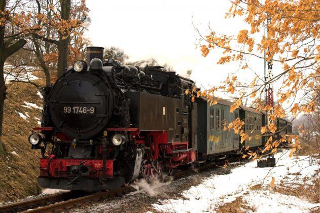 Schmalspurbahn Lößnitzdackel Radebeul-Moritzburg