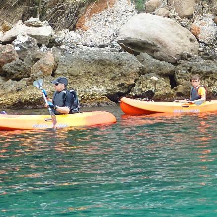 Kayak Tour Verano Azul