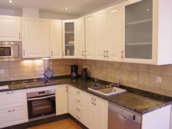 Küche Villa Limon