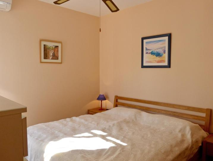Schlafzimmer 1 Villa Limon