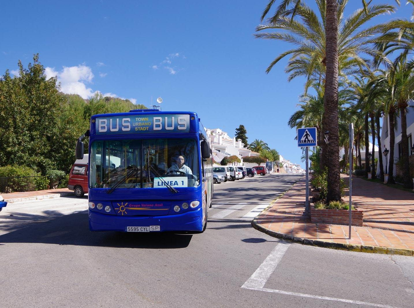Nerja City Bus