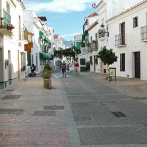 Nerja Calle Carabeo