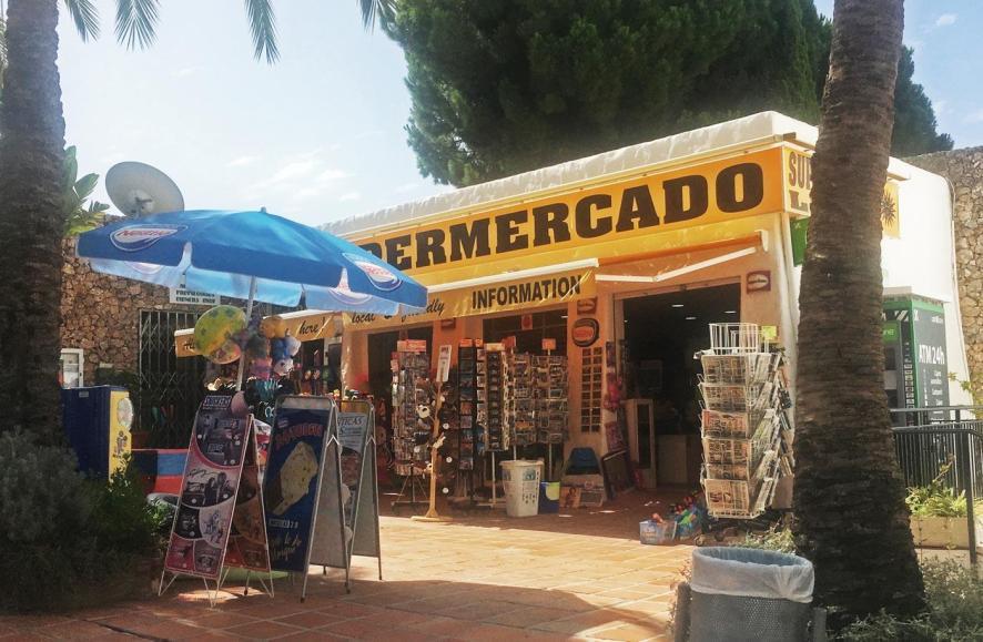 Supermarkt San Juan de Capistrano