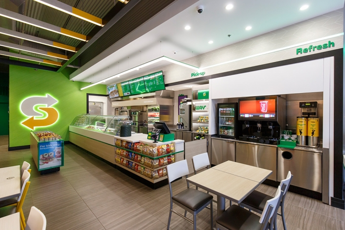 Subway Rolls Out ForwardLooking Design  20170809