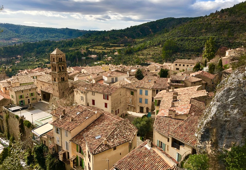 The small villages of Provence