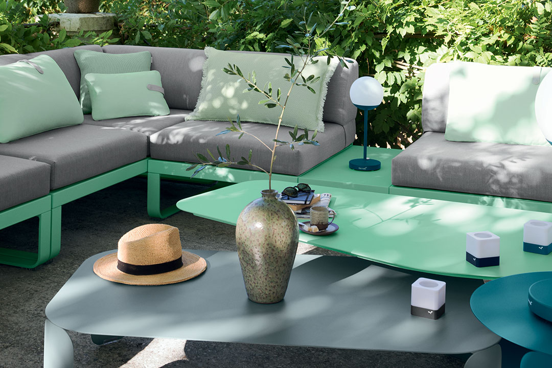 ultrasofa low table metal table for