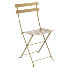 Metal Bistro Chairs Diy Bedroom Hanging Chair Collection Fermob Outdoor Furniture Chait Gold Fever