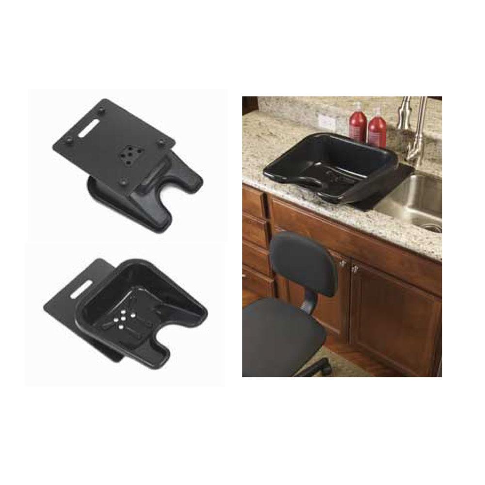 portable shampoo bowl for kitchen sinks