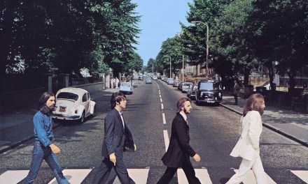 The Beatles…Abbey Road