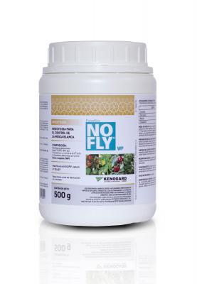 NoFly®: Nuevo insecticida biorracional para el control de mosca blanca