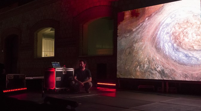 «Lo que (no) se ve» en Matadero Madrid