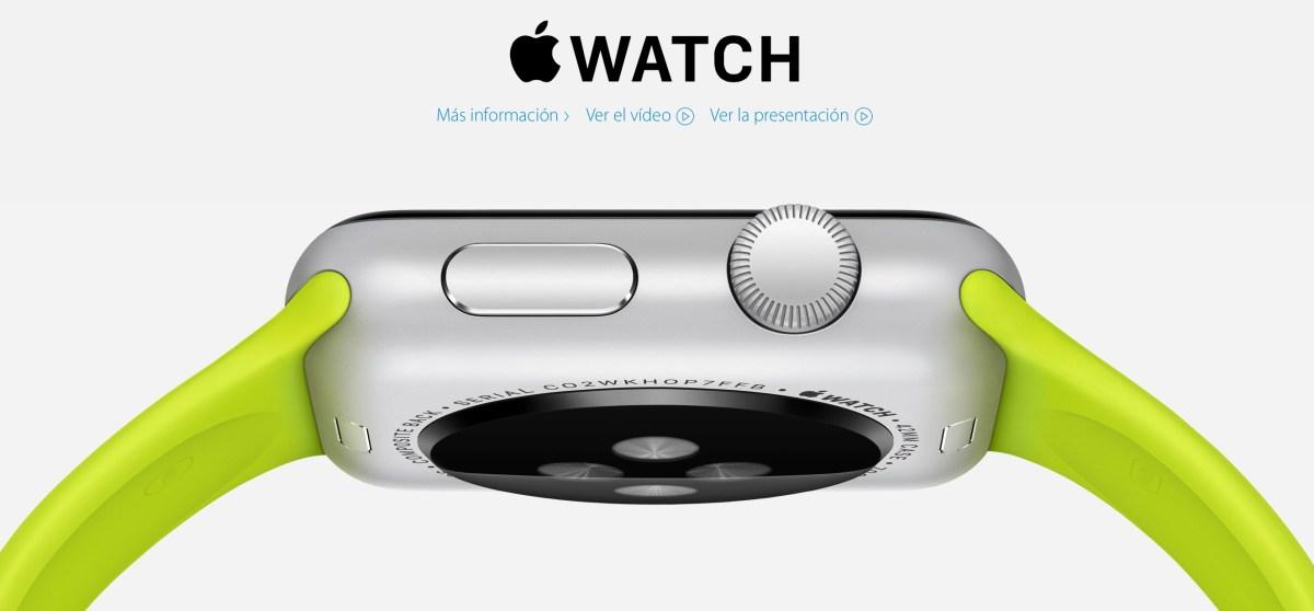 El reloj es un must-have, el iPhone 6 tendrá que esperar